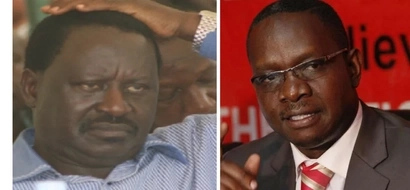Former Uhuru pointman faces arrest days after joining Raila team but the reason is different