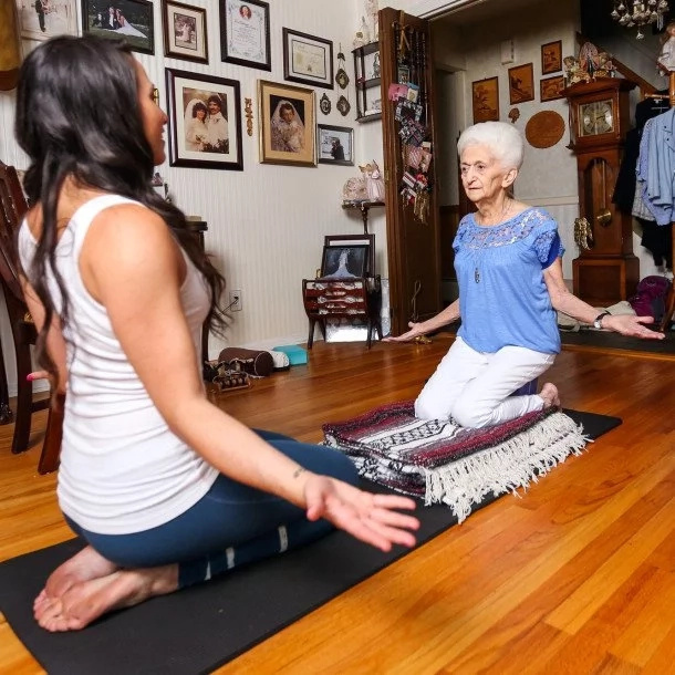 Read how this 85-year-old woman beat chronic back pain!