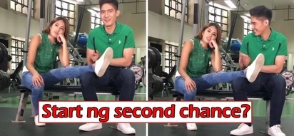 Tuloy ang naudlot na forever? Robi Domingo seen massaging Gretchen Ho's legs and netizens are making speculations!