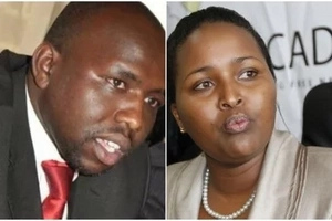 Kenyans EXPLODE after Murkomen-Lesuuda love affair is exposed