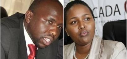 Kenyans EXPLODE after Murkomen-Lesuuda love affair is exposed