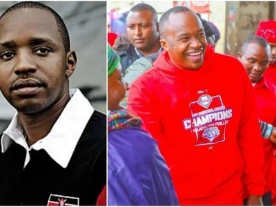 Charles Njagua's sweet but disheartening message to Bonface Mwangi after comprehensively beating him in the polls