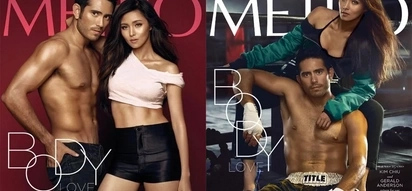 Netizens are raving over Kim Chiu and Gerald Anderson's undeniable chemistry in magazine cover