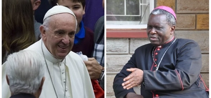 Clerics differ on call by Pope Francis to amend the Lord's Prayer