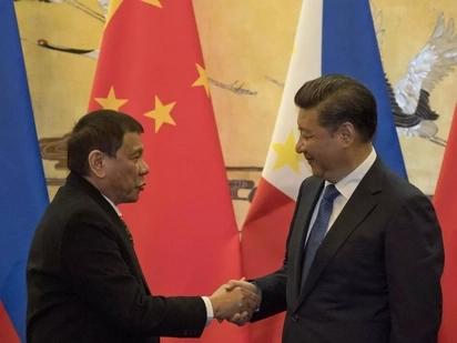 Ano ba talaga? Duterte sinabing hindi nakipagsunduan sa China pagdating sa militar na usapin