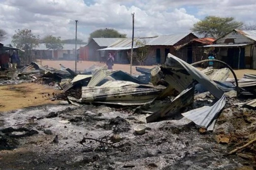 Al-Shabaab attack police station in Wajir for a second time