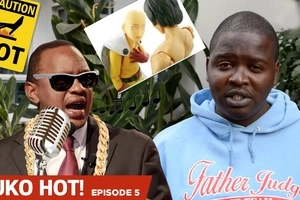 You have never seen President Uhuru Kenyatta sing like this - Watch this & more with Tuko HOT news