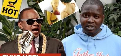 You have never seen President Uhuru Kenyatta sing like this - Watch this & more with Tuko HOT news