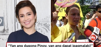 Agree sila kay madam! Netizens give support to Lea Salonga after slamming Sen. Win Gatchalian perhaps much to the dismay of the senator