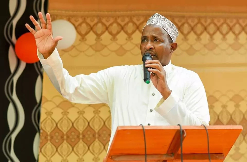 Aden Duale critical of Garissa governor