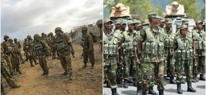 Terror group al-Shabaab executes captured KDF soldier