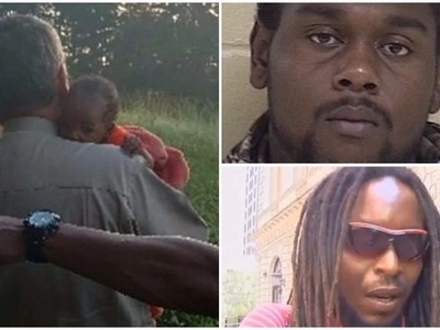 Homeless man rescues 5-month-old baby kidnapped by his uncle and left on highway bridge