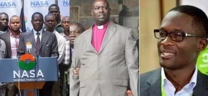 Msimamo wa Raila kuhusu IEBC na Chiloba waungwa mkono na viongozi wa kanisa