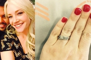 Les gens l'ont insultée pour sa petite bague de mariage, elle écrit une réponse parfaite