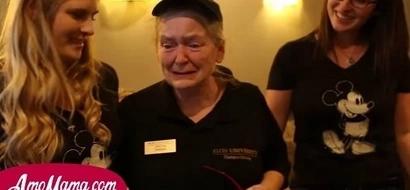 Estos estudiantes llegaron a un café. Un minuto después, un trabajador de la cafetería rompió en lágrimas por sus inesperadas palabras