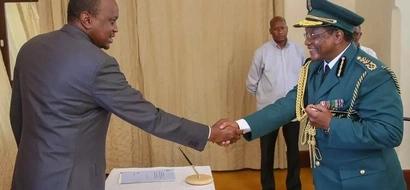 New NYS Boss Richard Ndubai Already Implicated In Corruption