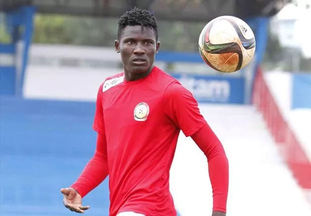 Micheal Olunga scores a stunner in Sweden