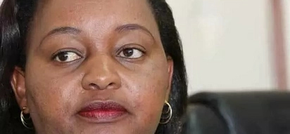 Waiguru speaks after Kirinyaga residents shouted 'mwizi' when she greeted Uhuru