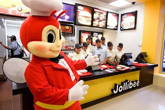 Jollibee declares 86¢ cash dividends