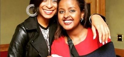 Amina Abdi aacha kazi ya utangazaji katika kituo cha habari kinachomilikiwa na Uhuru