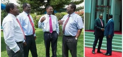 Raila apata kigugumizi kuhusu mkutano na vinara wengine katika NASA