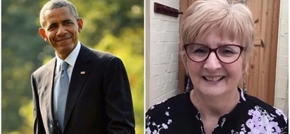 'I couldn't believe it!' Woman, 67, is stunned to discover Barack Obama is her distant cousin
