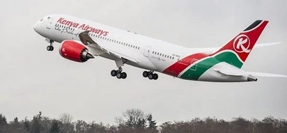KQ plane scares the hell out of passengers after this problem occurred mid-air