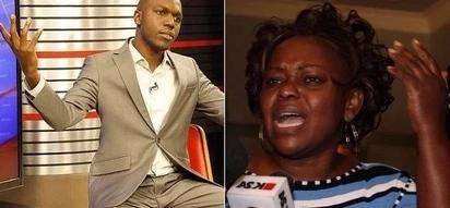 Mbunge Millie Odhiambo asema kwa nini mtangazaji Larry Madowo hawezi kuwa mpenzi wake