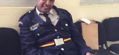 Police vetting: This traffic officer's wealth will shock you