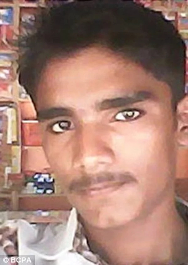 Sharoon Masih was beaten to death by his classmates. Photo: BCPA