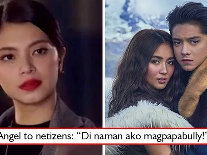 Di na nakapagtimpi! Angel Locsin loses her cool, fires back at alleged KathNiel bashers with stinging words, 'minsan kelangan guidance mga bagets eh'