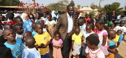 William Ruto warns ladies against dating men in Nyamira and the reason is just hilarious