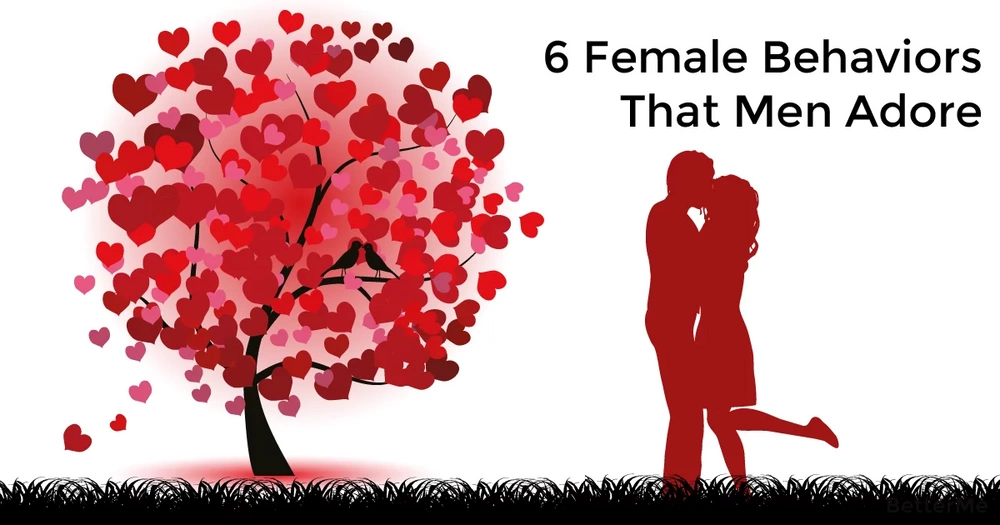 6 female behaviours that men adore