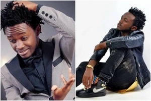 Bahati puts his fans on high alert, exposes CONMEN who are using his name to steal from Kenyans