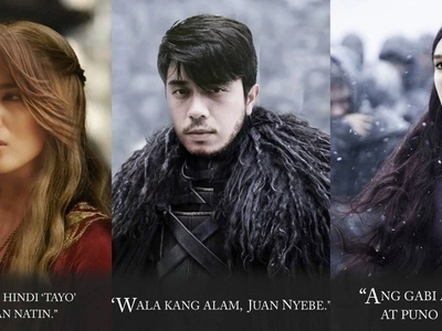 Netizen shares his genius casting of 'Game of Thrones' Filipino version