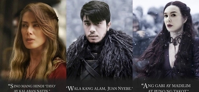 Netizen shares his genius casting of 'Game of Thrones' Filipino version