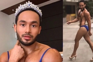 He is taken! The Philippines' Catwalk King Sinon Loresca is happily married to a British man