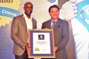 Sportpesa receives prestigious Superbrand certification for 2017