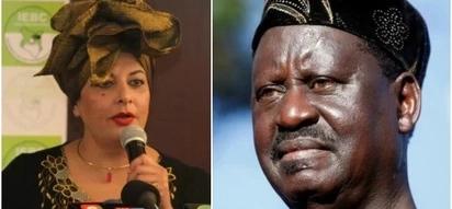Aden Duale's ex mercilessly tears into NASA leader Raila Odinga over inauguration plans
