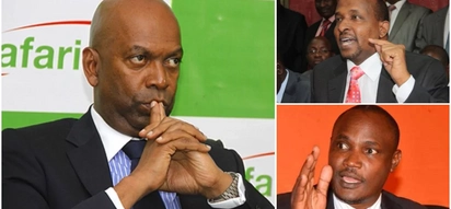 Male MPs question Safaricom, security chiefs on how mysterious woman hacked their phones