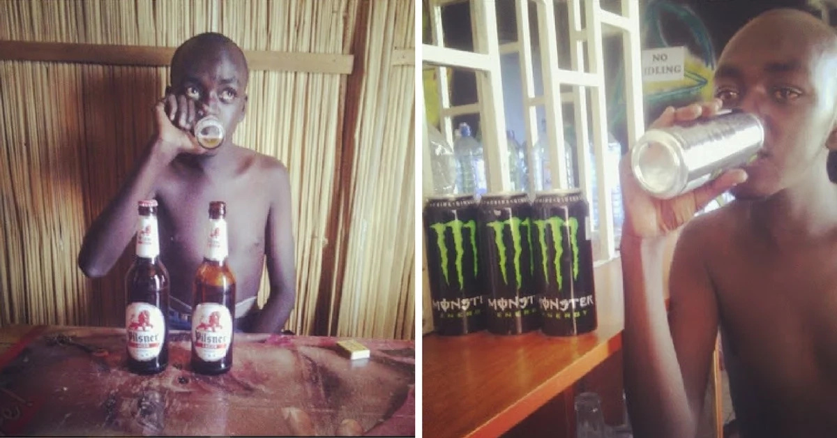 Lawyer's brother shocks Kenyans with his reckless living