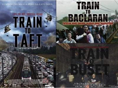 Filipinos connect 'Train to Busan' with funny commuting memes