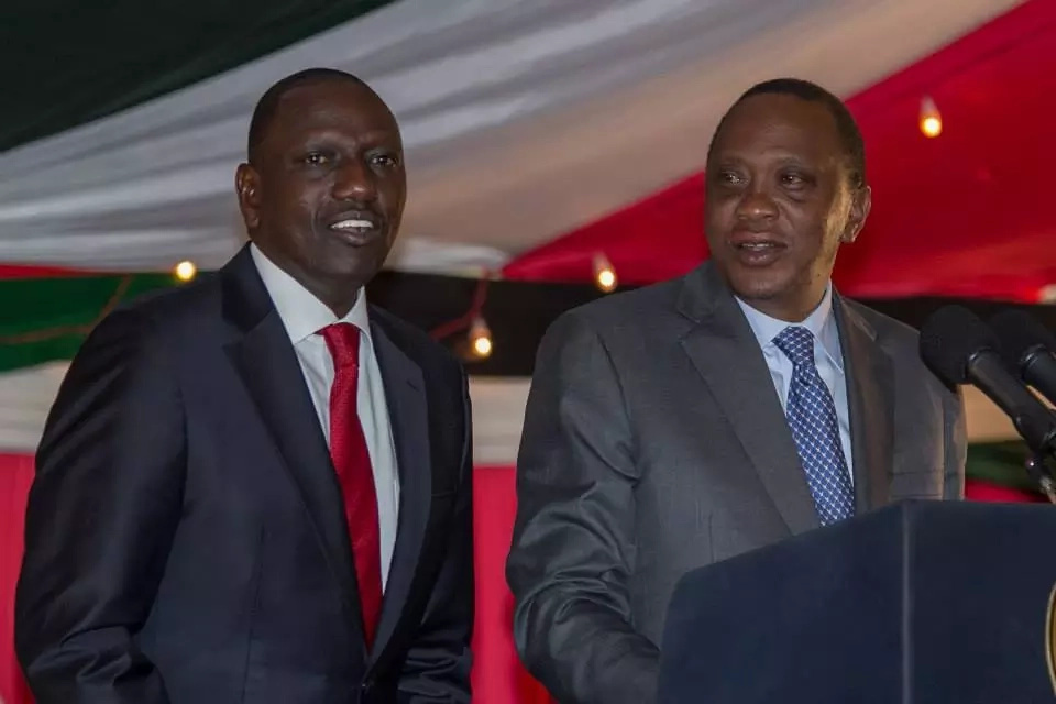 Uhuru casts doubts on his support for Ruto's 2022 bid