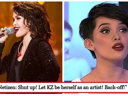 Madaming nagmamagaling! KZ Tandingan responds to dissatisfied netizens with her song choice in Singer 2018
