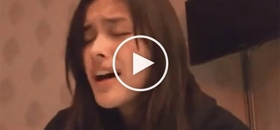 Liza Soberano mesmerizes social media with her singing voice in this cover