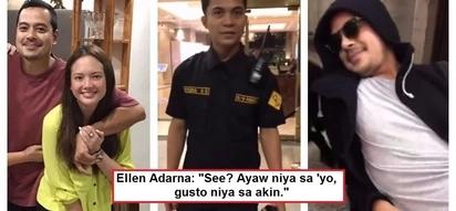 May bagong post na naman! Ellen Adarna shared her hilarious new video with John Lloyd Cruz at Shangri-La Hotel