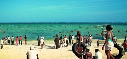 7 simple rules Nairobians should observe while swimming at the Coast to avoid embarrassment during Christmas