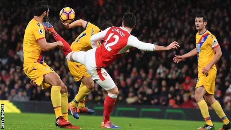 Oliver Giroud, Castellanos, Masuluke shortlisted for the FIFA Puskas award