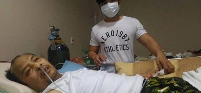 Hindi daw nakatanggap ng tulong mula sa OWWA! Emotional son seeks help for ailing OFW father with stage 4 cancer
