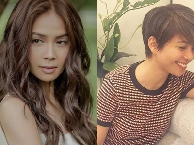 Long hair no more! Kaye Abad undergoes gorgeous transformation with her new 'do
